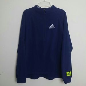 VTG Adidas Equipment 1/2 Zip Fleece Sweater